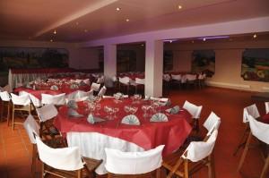 tables banquet